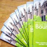 Bourges, cathédrale, communication