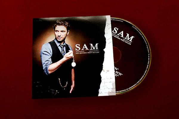 Universal music Graphisme Album pochette