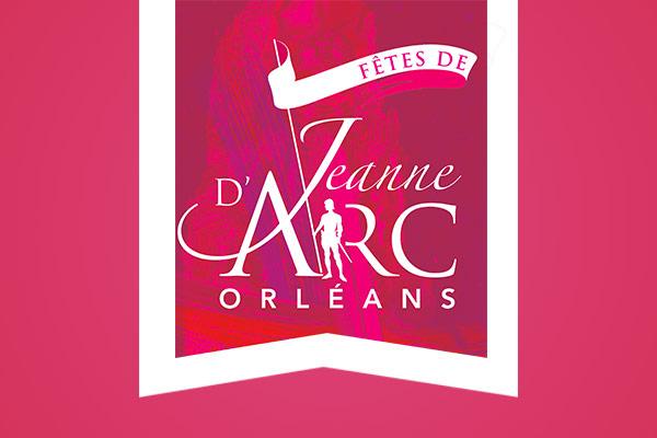 Vignette illustrative de la fête de Jeanne d'Arc 2018 à Orléans pour illustrer notre projet.