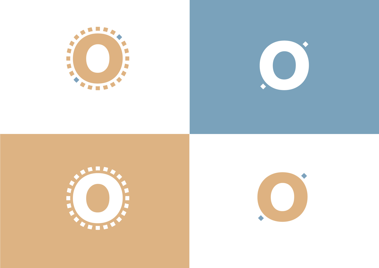 Déclinaison couleurs de l'identité d'Orléans Métropole