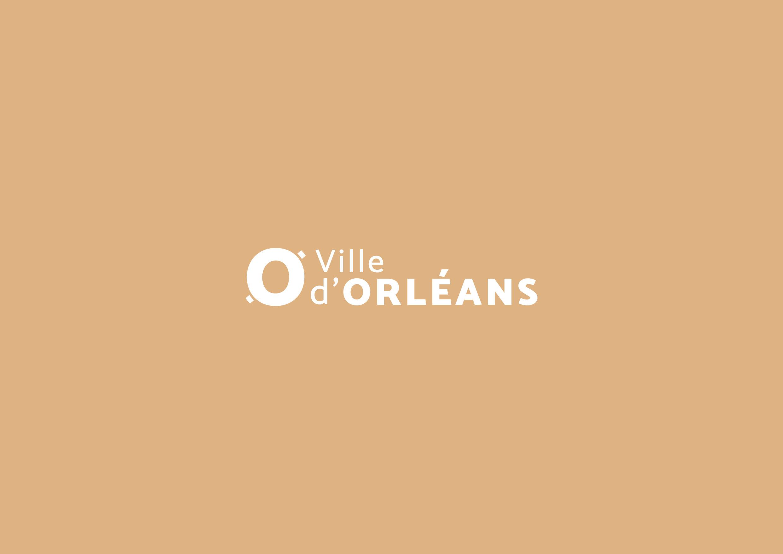 logo de la ville d'orléans