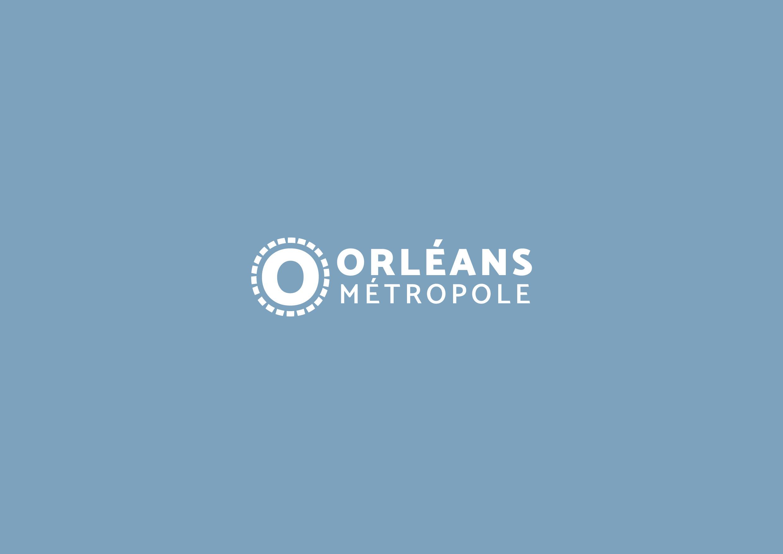 logo orléans metropole