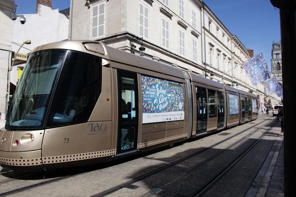 Affiche du festival de Loire 2019 par l'agence de communication des monstres