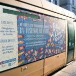 Création de toute la ligne de communication pour le festival de Loire d'Orléans.