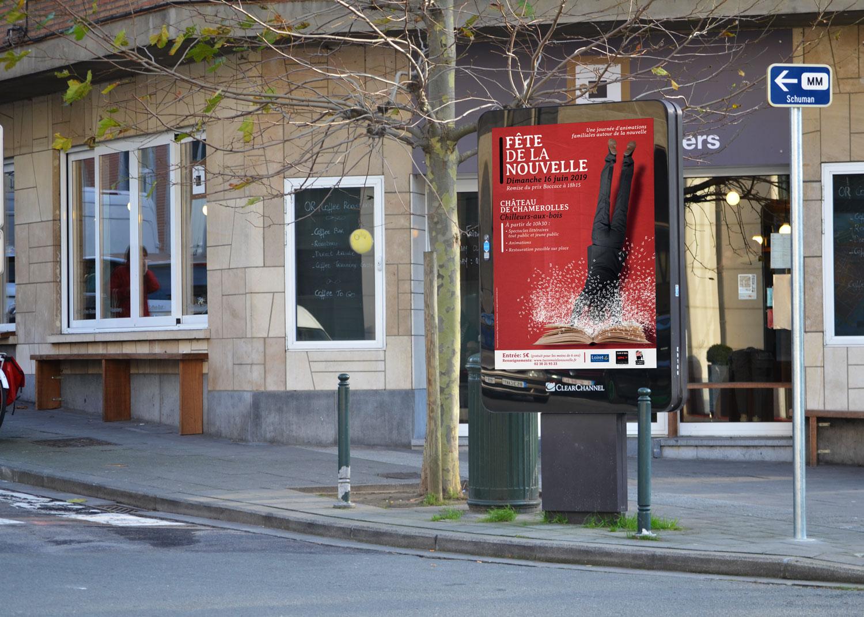 Fête de la Nouvelle d'Orléans - affiche, flyers